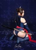 Yaya Han psylocke cosplay gostosa (6)