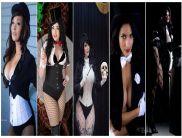 Zatanna Cosplay Wallpaper sexy