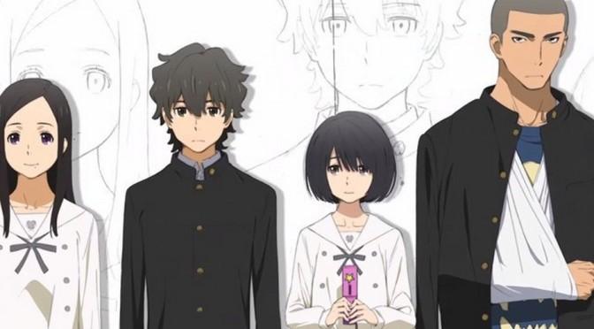 Kokoro ga Sakebitagatterunda: Trailer do Novo Anime Produzido pela mesma Equipe de Ano Hana!