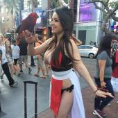 Bani Cosplay Mai Shiranui