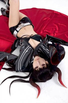 blackrock shooter cosplay sexy ecchi (2)