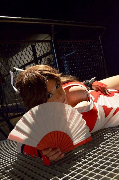Cosplay Mai Shiranui Juka Crasoves