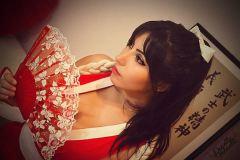 Mai Shiranui Cosplay sexy ecchi gostosa Danielle Vedovelli (1)