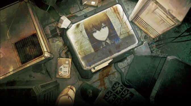 Steins; Gate Zero: Trailer do Novo Game Confirmado + Anime!