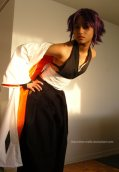 Yoruichi Cosplay The Mirror Melts