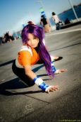 Yoruichi Cosplay sexy ecchi the-mirror-melts (2)