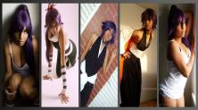Yoruichi Cosplay wallpaper