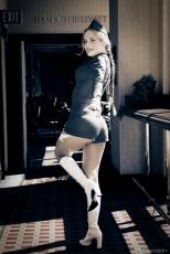 Crystal Graziano Cammy Cosplay gata 5