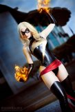 Enji Night Cosplay Miss Marvel
