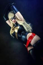 KANA cosplay Miss Marvel