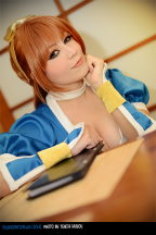 Kasumi cosplay plu moon gostosa