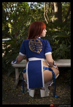 katyuska moonfox kasumi DOA cosplay