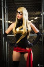 Miss Marvel cosplay ConstantineInTokyo