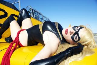 Miss Marvel Cosplay ConstantineInTokyo (USA)