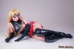 Miss Marvel Dalin Cosplay