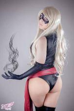 Miss Marvel Dalin Cosplay