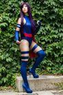 psylocke cosplay sexy butt VickyBunnyAngel (3)