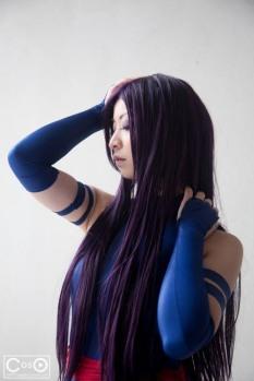 psylocke cosplay sexy butt VickyBunnyAngel (5)