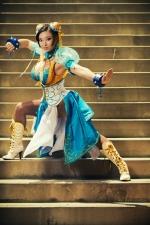 yaya han chunli cosplay gata 10