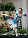 yaya han chunli cosplay gata 8