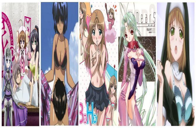 Top 15 Animes Ecchi que te deixam Querendo ver! (Parte 3)