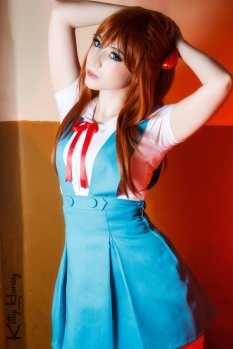 Kitty Honey Cosplay Asuka