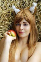 cosplay holo Faid-Eyren sexy ecchi horo nude seminua gostosa (6)
