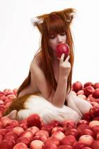 cosplay holo nude sexy Vesta777 gostosa gata 2