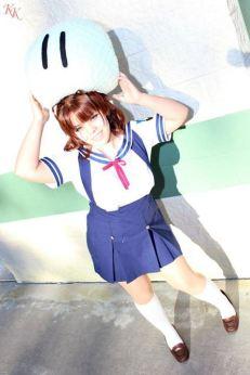 cosplay nagisa kawaai clannad kannon kosplay sexy (4)