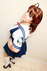 cosplay nagisa kawaai clannad kannon kosplay sexy (7)