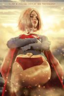 Cosplay Supergirl Florencia Sofen