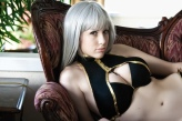 Crystal Graziano Swimsuit Selvaria cosplay sexy calcinha 2