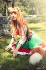 MilenaHime cosplay holo (Ucrânia)