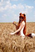 holo cosplay Ranni3 nude sexy gostosa seminua