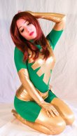 Jean Grey Phoenix Cosplay Kitty Honey