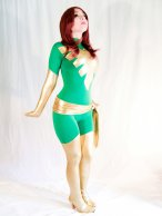 Kitty Honey como Jean Grey Phoenix