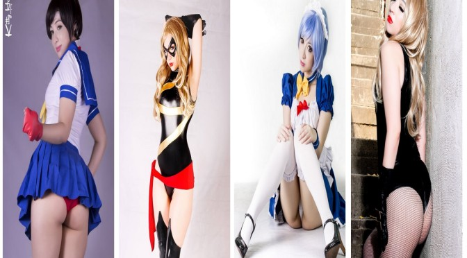 Kitty Honey – Cosplay Gata da Semana Especial