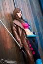 Lady Gambit nadyasonika cosplay gata sexy 4