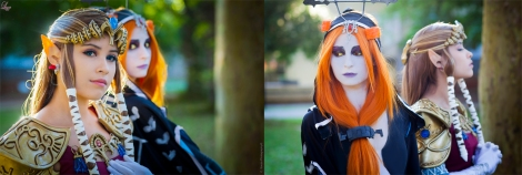 Layze Michelle Princess Zelda Twilight Princess cosplay Midna Vera Lucia (2)