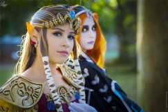 Layze Michelle Princess Zelda Twilight Princess cosplay Midna Vera Lucia (4)