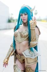 nadyasonika camus cavaleiro dos zodiaco cosplay sexy 3