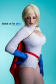 Power Girl cosplay Danica