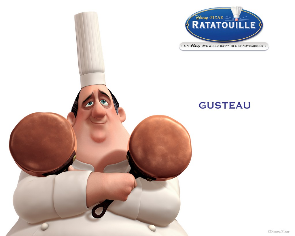 Ratatouille 3 Gusteau