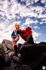 Supergirl cosplay news52 sexy Artful Anarchy (3)