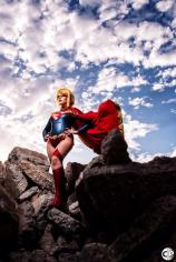 Supergirl cosplay news52 sexy Artful Anarchy (3)
