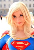 supergirl cosplay sexy gata enji night (1)