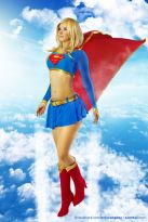 supergirl cosplay sexy gata enji night (3)