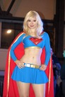 supergirl cosplay Enji Night