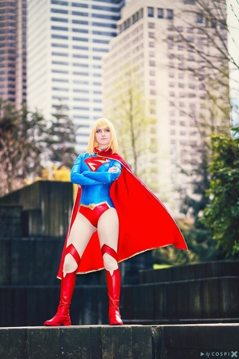 Supergirl cosplay LiKovacs