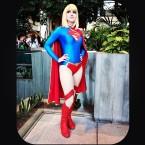 supergirl cosplay sexy LiKovacs gata (4)